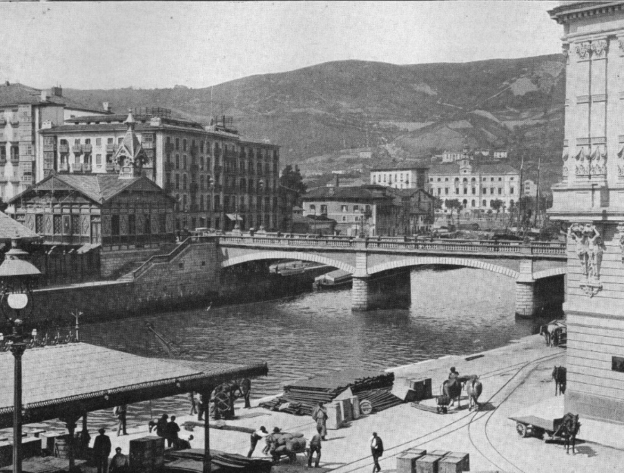 Colecci n de fotos antiguas de toda espa a - Bilbao fotos antiguas ...