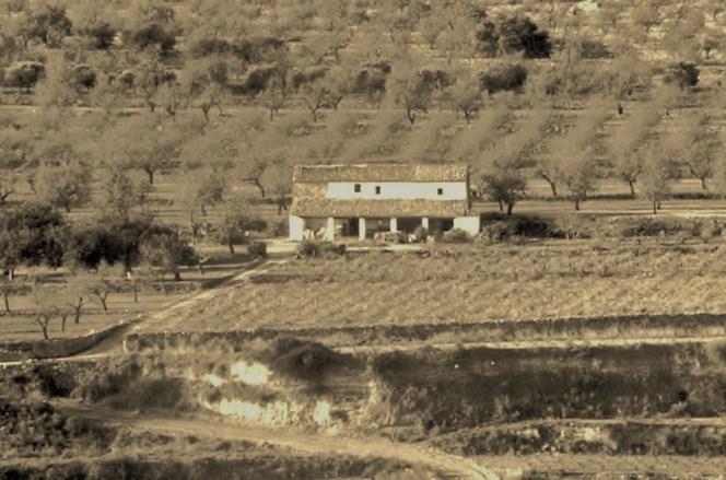 Descripci n del camino entre cal - Casas en benissa ...